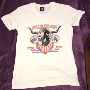 Willie Nelson Band Shirt